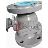 Buy cheap Floating Soft Seated Ball Valve Side Entry 2PC Split Body 150LB - 600LB from wholesalers