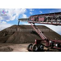 Buy cheap Heat Resistant Portable Electric Conveyors , Coal Mining Industry Portable Conveyor Belt Systems from wholesalers