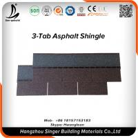Buy cheap Architectural Laminated Asphalt Roofing Shingle For Slope Roofing Material Used from wholesalers