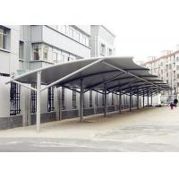 Buy cheap Outdoor PDFE Car Canopy Tents , Car Awning Shelter For Vehicle Parking from wholesalers
