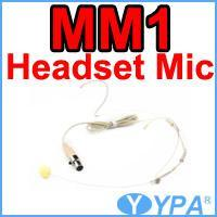 Buy cheap YPA MM1 HEADSET MICROPHONE FOR SHURE from wholesalers