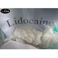 Quality USP Local Anesthetic Drugs Lidocaine White Powder for sale