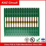 Buy cheap 2 Layer PCB Board FR-4&PI ENIG Rigid Flex Circuit Board 1.6 Mm 1 Oz Copper from wholesalers
