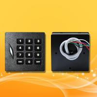 Buy cheap 125KHz ID Card / Proximity Card Reader With Keypad / External LED Control from wholesalers