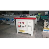 Buy cheap Small Manual Edge Banding Machine , Wood Edging Machine Multi - Function from wholesalers