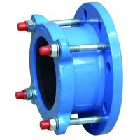 Buy cheap Flexible Flange Coupling Adapter Corrosion Resistant Easy To Install from wholesalers