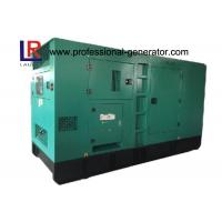 Buy cheap 200kVA Super Silent Diesel Generator Set 160kw with Original UK Engine 1306C - E87TAG3 from wholesalers