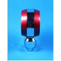 Buy cheap Moderate Red / Black Racing Gear Knob , 5 Speed Gear Shifter Knobs from wholesalers