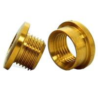 Buy cheap Gold Titanium Ti Bike Chain Ring Bolts Nut SRAM Shimano FSA Rotor 3.5mm from wholesalers