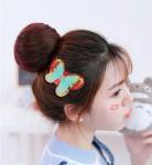 Buy cheap Custom Designs Baby Girls Hair  Pad , Newborn  Hair Bows from wholesalers