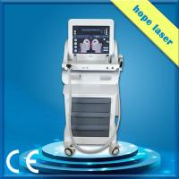 Buy cheap High Intensity Focused Ultrasound HIFU Machine Ultrasonic Facial Machine CE from wholesalers