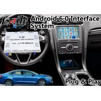 Buy cheap Android GPS Navigation Box for Ford  Fusion SYNC 3 system 2016-2018, Video interface Waze from wholesalers