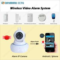Buy cheap Linkage Alarm Onvif P2P WIFI IP Camera with Memory Card from wholesalers