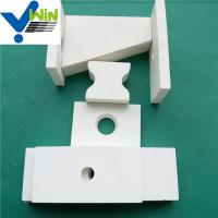 Buy cheap Wear resistant white alumina ceramic tiles with density 3.6g/cm3 from wholesalers
