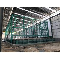 Buy cheap Auto Control Zinc Hot Dip Galvanizing Acid Washing System , Hot Dip Galvanising from wholesalers