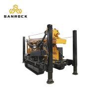 Buy cheap 140-320mm Powerful Crawler Drilling Rig Borehole Drilling Machine product