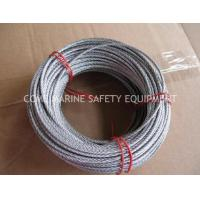 Buy cheap High quality Galvanized Steel Wire Ropes from wholesalers