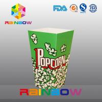 Buy cheap Unique Design Customized Paper Bags , America Popcorn Paper Bags from wholesalers