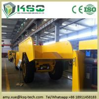 Buy cheap 12 Ton 6 m3 Capacity Heavy Duty Dump Truck Underground Construction from wholesalers