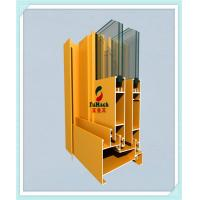 T6 Ordinary Window Aluminum Profile 99.9% Corrosion Resistance With Welding