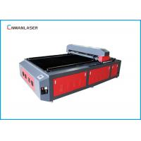 Buy cheap 1325 100W 130W Fabric Wood Paper CO2 Cnc Laser Cutting Machine With Single laser head from wholesalers