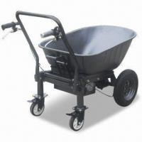 Buy cheap Heavy Duty Power Assist Wheelbarrow with 250kg/550lb Maximum Load product