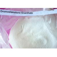 Buy cheap Male Hormone Masteron Enanthate Raw Powder , Building Muscle Drostanolone Enanthate from wholesalers