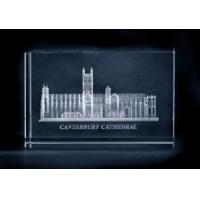 Buy cheap Laser-Engraved Crystal Cube (JC4353CL) from wholesalers