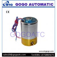 Buy cheap Pilot valve micro solenoid valve water gas oil general  three way or two way Q23XD-2L from wholesalers