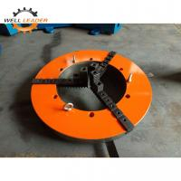 Buy cheap WP -400 Casted Iron Material Welding Three Jaw Chuck , Self Centring Chuck from wholesalers