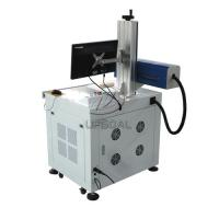 Buy cheap Fast 30W Co2 RF Plywood MDF Laser Marking Machine with Different Depth from wholesalers