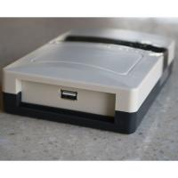 Buy cheap Excellent RFID Desktop Reader , Mini Credit Card Barcode Reader Writer from wholesalers