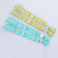 Buy cheap Customer Logo Adjustable Wrist Bands , Printed Wristbands For Events from wholesalers