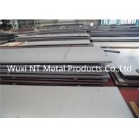 Buy cheap Duplex 2205 S31803 Cold Rolled Stainless Steel Sheet 1mm - 10mm 2B 1D Surface from wholesalers