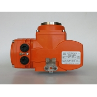Buy cheap NEMA 4 10000 Times Explosion Proof Valve Actuator IP68 50Nm-600Nm from wholesalers