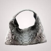 Buy cheap scale python skin hobo handbag from wholesalers