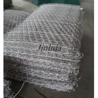 Buy cheap Galvanized Wire Mesh Gabion Machine 120X150mm With Automatic Oil System from wholesalers