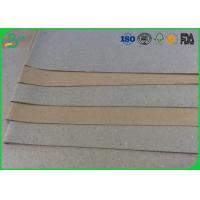 Buy cheap Recycled Pulp Brown Test Liner Board 787mm 889mm For Making Gift Bags from wholesalers