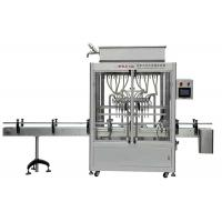 Buy cheap Cosmetic Spray Aerosol Bottle Filling Capping And Labeling Machine For Round Aluminum Can from wholesalers