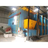 Buy cheap High Efficiency Oil Gas Fired Hot Air Generator Full Combustion Clean Operating Environment product