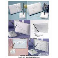 Buy cheap Wedding Guest Book Pen Holder from wholesalers