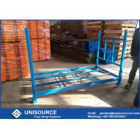 Buy cheap Blue Warehouse Tire Racks Special Design With Steel Decking Or Wire Mesh Deck from wholesalers