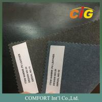 Buy cheap 140CM Width 1.0mm Thickness 100% PU Synthetic Leather For Diary Book Cover product