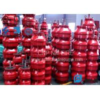 Buy cheap Firefighting Diesel Driven Vertical Turbine Fire Pump Multistage NFPA 20 Standard from wholesalers