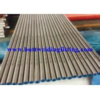 Buy cheap ASME B16.25 Stainless Steel Seamless Pipe Cold Drawn Technique , Outer Diameter 30 - 426 Mm from wholesalers