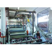 Buy cheap High Efficiency Plastic Sheet Extrusion Line PE Sheet Making Machine from wholesalers