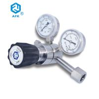 Buy cheap R41 Single Stage Piston Stainless Steel Pressure Regulator 6000 Psi For Pure / Standard Gas from wholesalers