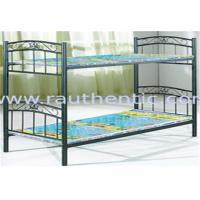 Buy cheap Contemporary Childrens Bunk Beds Twin Over Full , Twin Full Bunk Bed For Girls & Boys from wholesalers