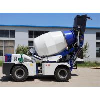 Buy cheap 4X4  Cement Mixer Truck With YN27GBZ Engine And 12-16.5-12PR Tires from wholesalers
