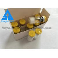 Buy cheap CAS 158861-67-7 Weight Loss Growth Hormone Peptides GHRP-6 98.0% Purity from wholesalers